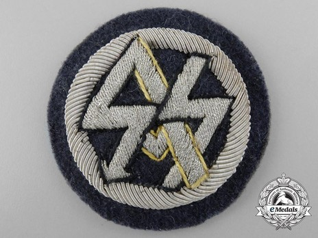 DLV Tradition Badge for Former Members of SS and SA Fliegerstürme Obverse