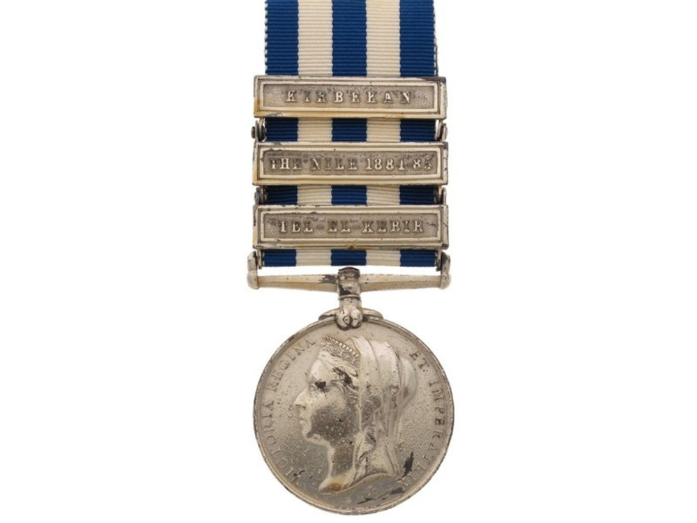 Silver medal with 3 clasps obverse3