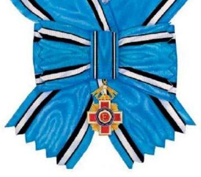 Order of the Estonian Red Cross, I Class Cross Obverse