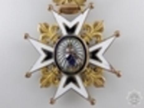 Knight (Bronze gilt) Obverse