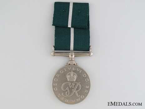 Pakistan Independence Medal Reverse