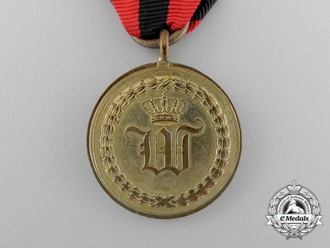 Bronze Medal (for two campaigns) Obverse