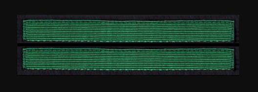 German Army Unterfeldwebel Sleeve Grade Insignia Obverse