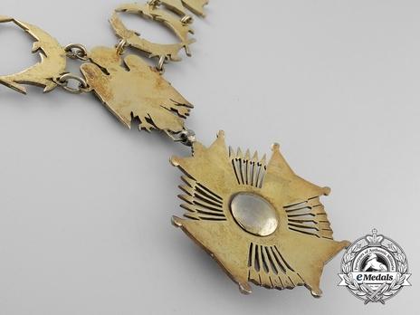Collar (Silver gilt) (length 820) Reverse