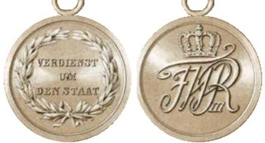 II Class Medal (1814)