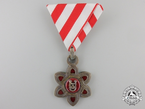 III Class Decoration (for men) Obverse
