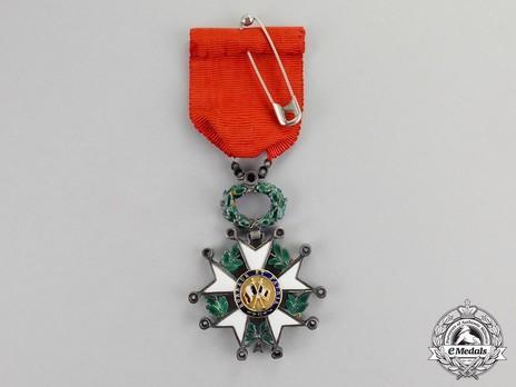 Knight (Silver and Diamond) Reverse