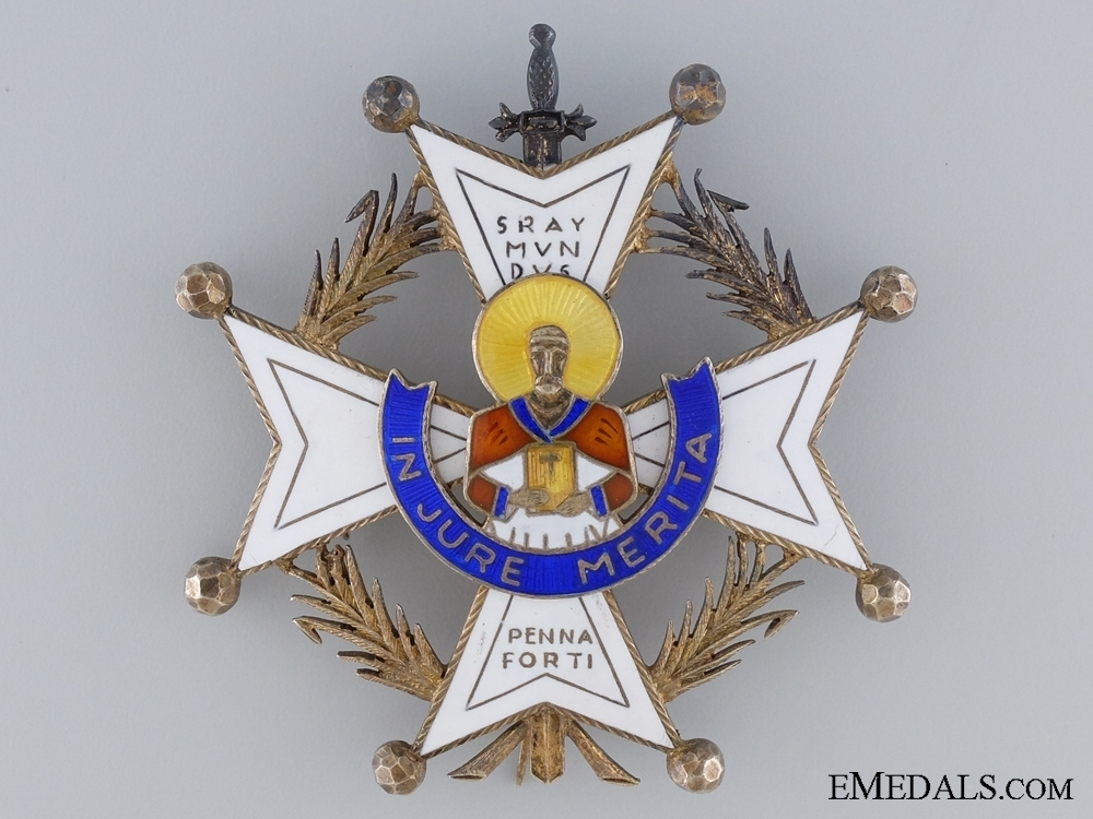 Meritorious+cross+breast+star+obverse