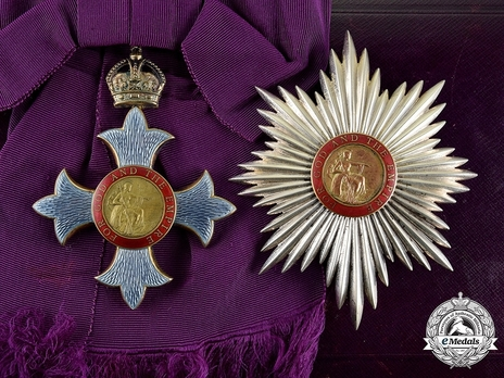 Grand Cross (1917-1937) Obverse Grand Cross Set