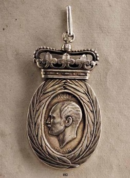 Prince Adolf Medal