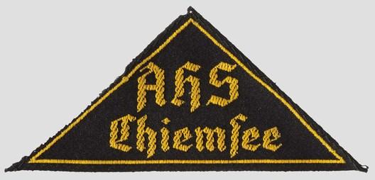 AHS District Triangle (Chiemsee version) Obverse