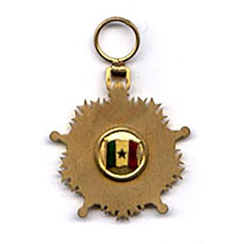 National Order of Merit, Officer Reverse