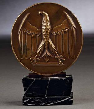 Eagle Shield of the German Reich (1st model; to Ernst Brandes) Obverse