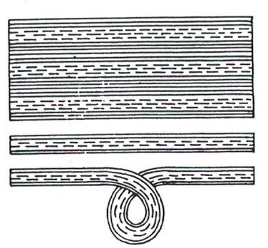 Kriegsmarine Female Auxiliary Oberstabsführerin Sleeve Stripes Obverse