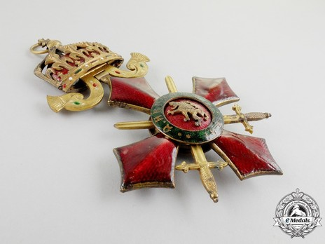 Order of Military Merit, Grand Cross Obverse