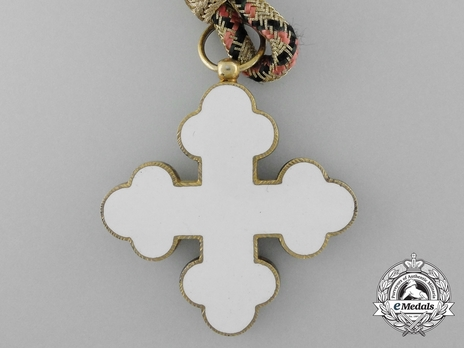 Cross (Silver gilt) Reverse
