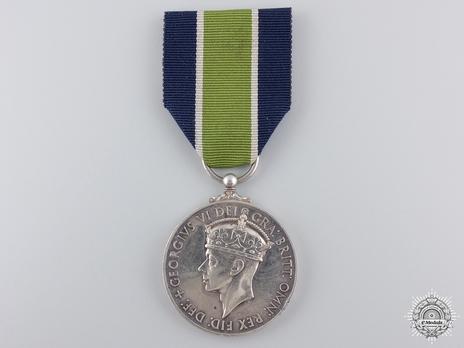 Silver Medal (1949-1952) Obverse