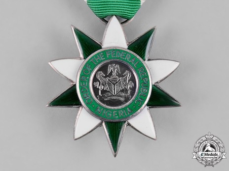 Order of the Federal Republic, Civil Division, Member Obverse