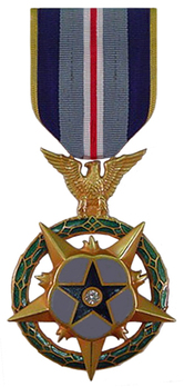 Congressional Space Medal of Honor Obverse