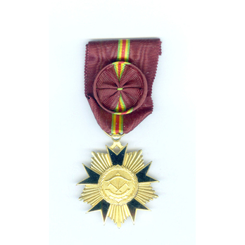 National Order of Benin, Officer (1960-1986)
