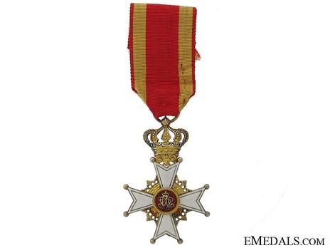 Knight (in silver gilt) Obverse