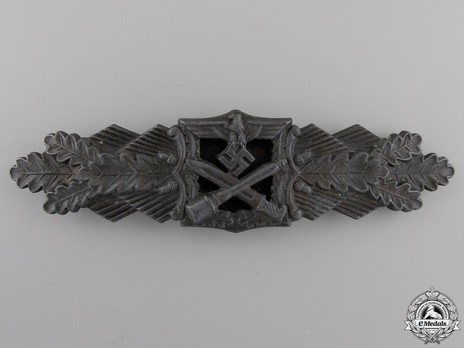 Close Combat Clasp, in Bronze, by J. Feix Obverse