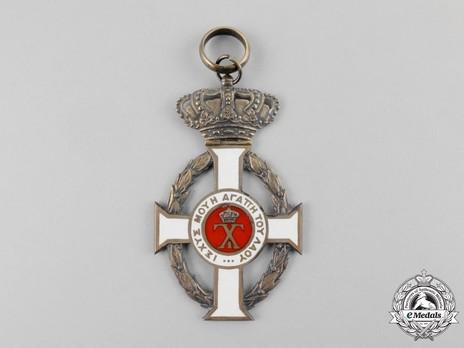 Royal Order of George I, Civil Division, Grand Commander Obverse
