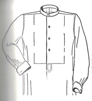 SA Under-Tunic Shirt Obverse