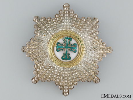 Commander Breast Star Obverse