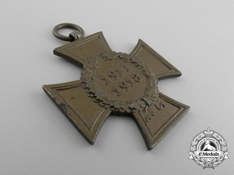 Honour Cross of the World War 1914/1918 (for non-combatants) Obverse