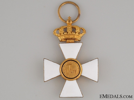Gold Cross (Gold) Reverse
