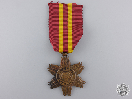 "Bronze Star (stamped ""FS INV"") Obverse"