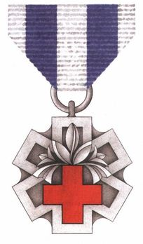 Decoration for Honorary Blood Donors-Meritorious to National Health Obverse
