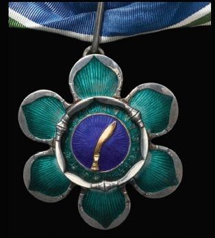 Order of Trishakti-Patta, II Class