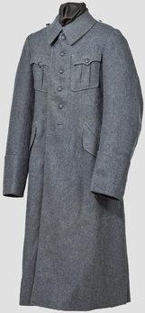 HJ Luftwaffe War Auxiliaries (Flak Helper) Winter Coat Obverse