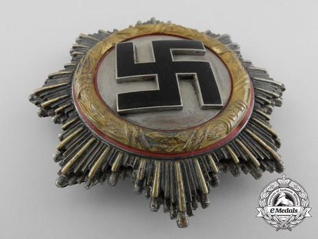 German Cross, in Gold, by O. Klein Obverse