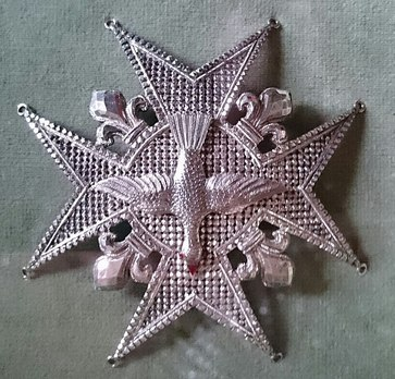 Breast Star, Obverse