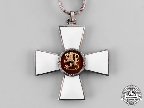 Order of the Lion of Finland, Civil Division, Knight Obverse