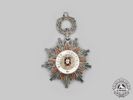 Order of Agricultural, Commercial and Industrial Merit, Industrial Merit, Medal (1926-)