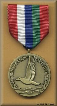 NC-4 Medal Obverse