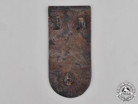 Lorient Shield (in metal) Reverse