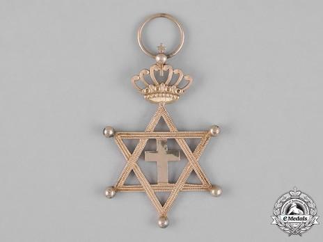 Order of Solomon's Seal, Knight Obverse