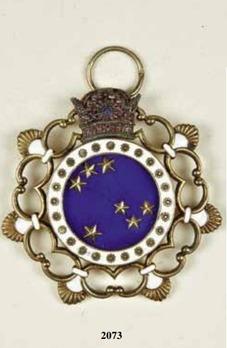 Order of the Pleides (Nishan-i-Haft Paykar), II Class