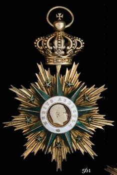 Grand Cross (1893-1910) Obverse