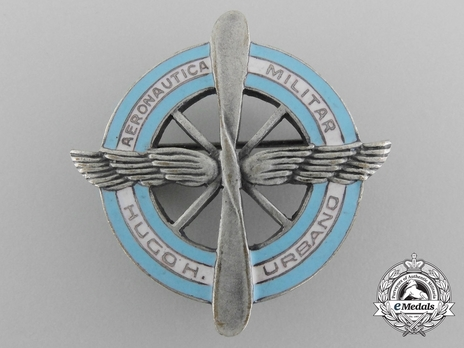 Silver Badge Obverse