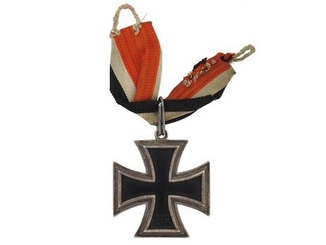 Knight's Cross of the Iron Cross, by C. E. Juncker (800 L/12) Reverse