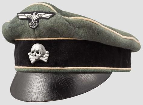 SS-VT Old Style Visor Cap Profile