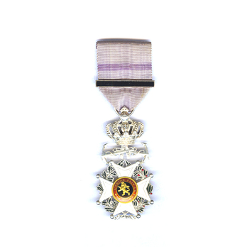 Order of Leopold, Knight (Maritime Division, 1934-1951)