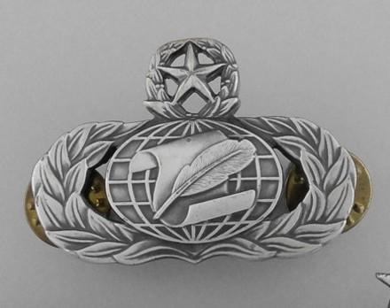 Master Badge Obverse