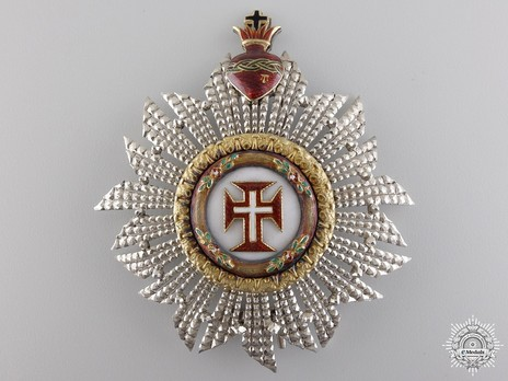 Grand Cross Breast Star (Gold) Obverse